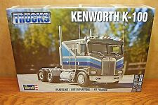 REVELL KENWORTH K-100 TRACTOR 1/25 SCALE MODEL KIT