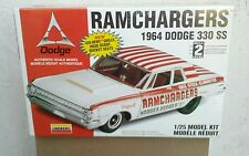 1964 DODGE CHARGERS1/25 Scale AMT/ERTL Model Plastic SEALED