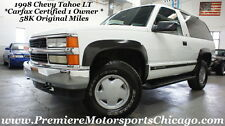 Chevrolet: Tahoe 1500 2dr 4WD