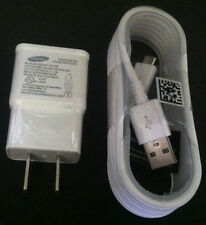 OEM Samsung 2A Wall Charger + Micro USB Cable For Samsung Galaxy S4 S3 Note 2