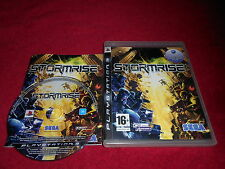 STORMRISE   SONY PLAYSTATION 3 PS3 PAL