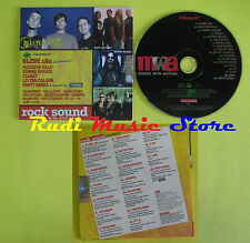 CD ROCK SOUND VOL 67 compilation PROMO 2003 BLINK 182 MACHINE HEAD TIAMAT (C8)