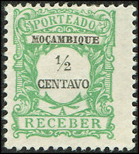 Scott # J34 - 1917 - Postage Due - Value in Centavos
