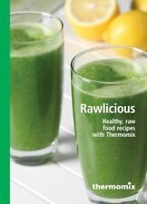 Rawlicious Thermomix cookbook Click and collect availible