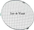 """8"""" 200mm CIRCULAR MESH GRILLE VENT, FINGER GUARD for DUCTING, EXTRACTOR FANS"""