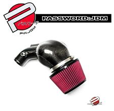 Password JDM Dry Carbon Fiber PowerChamber Intake 06-15 Civic with R18 Engine