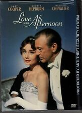 LOVE IN THE AFTERNOON-Music student AUDREY HEPBURN falls for playboy GARY COOPER