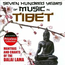 Seven-Hundred Years Of Music In Tibet, New Music