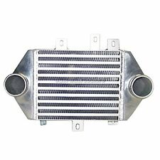 "CXRacing 15.5""x7.5""x4"" Turbo Intercooler For MR2 GT4 3SGTE 3S-GTE Bolt On"