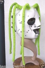 Slipknot Corey Taylor style IOWA Latex Dreadlock MASK Dreadlock halloween props