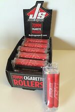 LOT OF 12 - J's Smoking Accessories - 70mm Cigarette Rolling Machines for papers