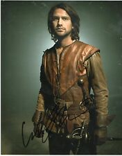 "Luke Pasqualino ""The Musketeers"" Signed 10x8 Col  As D'Artagnan"