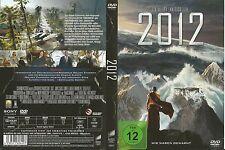 DVD - '2012 von Roland Emmerich mit John Cusack / #2310