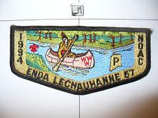OA Enda Lechauhanne Lodge 57,S-4,1994 NOAC Flap,67,130,242,275,540,Pittsburgh,PA