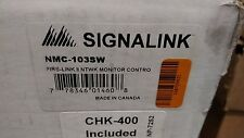 Signalink NMC-103SW fire alarm network monitor device