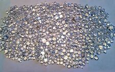 Wholesale Genuine NY Herkimer Diamond FLOATER JEWELS 99+% FLAWLESS - 10 Gram Lot
