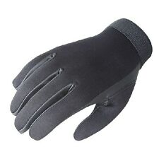 New! Voodoo Tactical Neoprene Police Search Gloves, Black, (Model# 01-663501094)