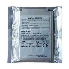 "1.8"" 20gb TOSHIBA CF MK2004GAL Hard Drive For Apple iPod 3rd 4th GEN Photo / U2"