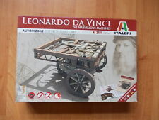 Italeri  - Leonardo Da Vinci - Marvellous Machines - Self-Propelling Cart
