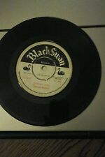"DERRICK MORGAN-STREET GIRL.VINYL 7""45RPM.BLACK SWAN.VGC"