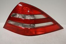 00 01 02 MERCEDES W215 CL500 CL600 CL55 TAIL LIGHT LAMP RIGHT PASSENGER USED OEM