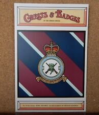 Royal Air force 2503 Lincoln Squadron Crests & Badges of the armed services