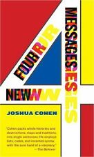 Four New Messages by Joshua Cohen (2012, Paperback)