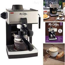 Coffee Cappuccino Espresso 4-Cup Steam Machine Maker - New - Free Shipping