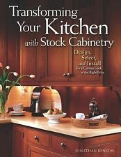 Jonathan Benson - Transforming Your Kitchen Wit (2014) - Used - Trade Paper