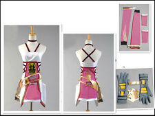 Final Fantasy 13-2 FF XIII -2 Serah Farron Cosplay Costume