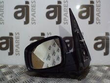 HYUNDAI I10 1.2 2013 PASSENGER SIDE FRONT DOOR WING MIRROR MZH (BLACK)