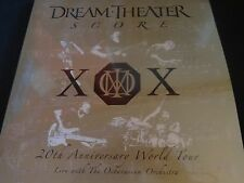 "Dream Theater ""Score"" LP w/gate-fold + insert (missing disc). EU Import. 2014"