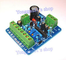 12V Power Amplifier VU Meter Driver Board DB Audio Level Meter for TA7318P DENON