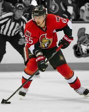 Ottawa Senators ERIK KARLSSON Glossy 8x10 Photo Spotlight Print Hockey Poster