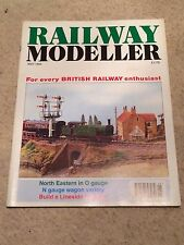 Railway Modeller Enthusiast Magazine May 1994 - Train Mag Good Used Condition