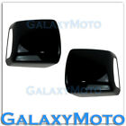 07-15 Toyota Tundra Gloss Shiny Black Double CrewMax Full Towing Mirror Cover