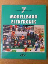 Modélisme ferroviaire électronique Bande 7 Alba Modellbahn-Praxis