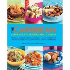 The Caribbean, Central & South American Cookbook, Jenni Fleetwood
