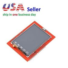 "2.4"" Diagonal LCD TFT Display 2.4 inch TFT LCD Shield Socket Touch Panel Module"