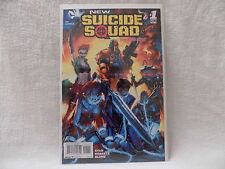 New SUICIDE SQUAD1 #1 2nd Print DC Comics HARLEY QUINN New 52 NM