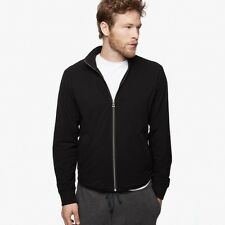 James Perse Mens Yosemite Technical Jersey Jacket $145 Off Store Price!