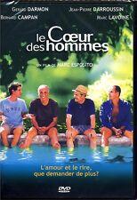 DVD - LE COEUR DES HOMMES - Gerard Darmon
