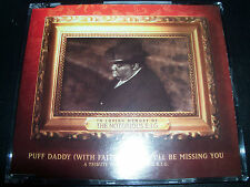 Puff Daddy With Faith Evans I'll Be Missing You Australian CD Single