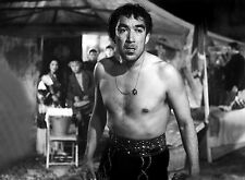 PHOTO LA STRADA -  ANTHONY QUINN - 11X15 CM  # 6