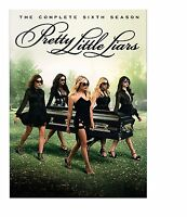 Pretty Little Liars - Komplette Season 6 [DVD] *NEU* Staffel Sechs Series