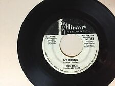 NORTHERN SOUL 45 RPM RECORD- THE TIKIS - MINARET RECORDS 111