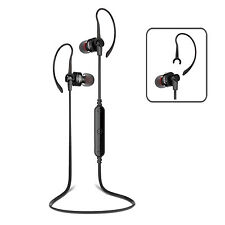 Wireless Bluetooth 4.0 Sport Headphones Headset with Mic iPhone Samsung Android