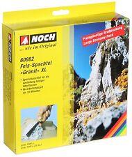 Noch 60882 Felsspachtel XL Granit (12,49/kg), 1kg, Modelleisenbahn