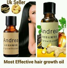 ANDREA HAIR OIL-Asia's no1 Hair Growth Serum Oil 100% Natural Extract UK SELLER
