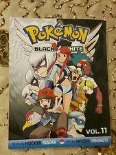 Pokemon Black and White Vol 11: by Hidenori Kusaka, Paperback Book (English)